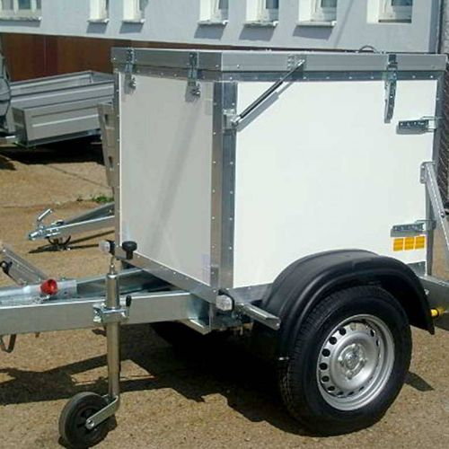 Räder und Zubehör für PKW-Anhänger